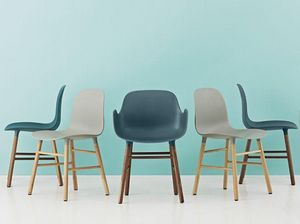 SIMON LEGALD - armrest - Stuhl