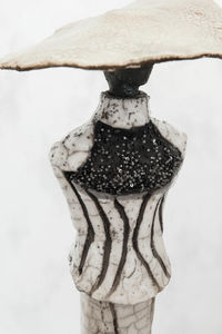 MARIE JUGE SCULPTEUR - plastron - Skulptur