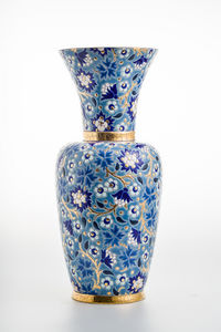 EMAUX DE LONGWY 1798/FRAGRANCE - tradition - Ziervase