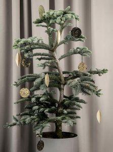 Ferm Living - feuilles - Weihnachtsbaumschmuck