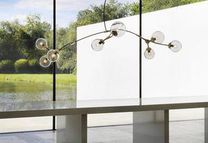 CTO Lighting - ivy pendant- 8 - Deckenleuchte
