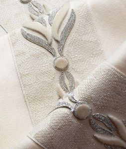 Holland & Sherry - adorned trim - Bezugsstoff
