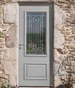 ZILTEN -  - Verglaste Eingangstür