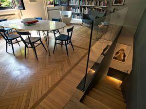 FRANZ SICCARDI -  - Innenarchitektenprojekt