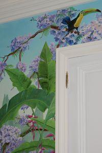 Fabienne Colin - tropical - Freske