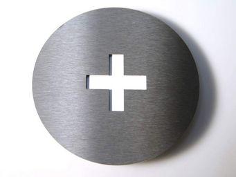 RADIUS -  - Hausnummerschild