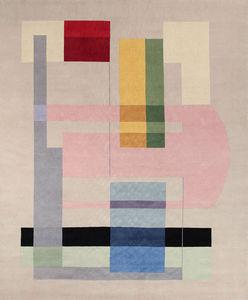 AMINI - manlio rho composizione 57 12 - Moderner Teppich