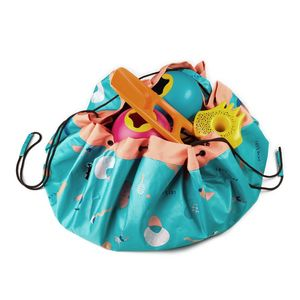 PLAY and GO - sac à jouets 1400338 - Spielzeug Tasche