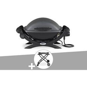 Weber Et Broutin - barbecue électrique 1422588 - Elektro Grill