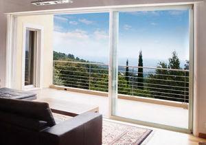 Art And Blind -  - Schiebeglasfensterfront