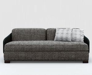 Milano Bedding - vivien gris - Bettsofa