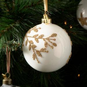 Riviera Maison - lovely mistletoe - Weihnachtskugel