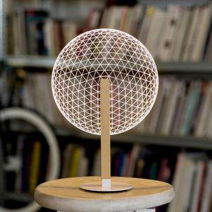 STUDIO CHEHA - bloom - lampe led effet 3d - Tischlampen