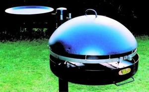 Blackforge Barbecues -  - Holzkohlegrill