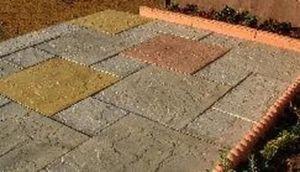 Pinnegar And Barnes -  - Bodenplatten Außenbereich