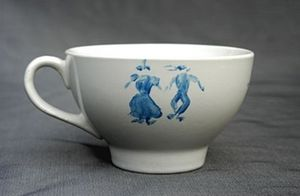 Porcelanne -  - Trinkschale