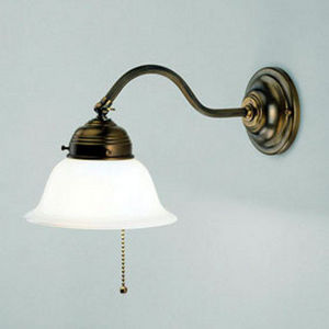 Berliner Messinglampen -  - Schlafzimmer Wandleuchte