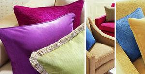 Crowson & Monkwell Fabrics -  - Kissen Quadratisch