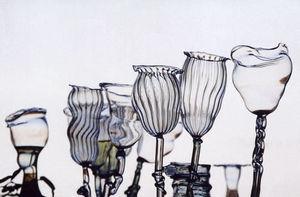 Diane Casteja -  - Stielglas