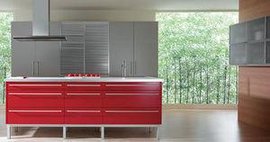 Xey - alpina brillant - Moderne Küche