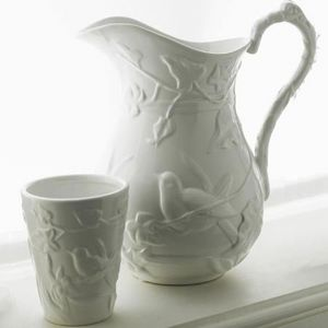 Graham & Green - bird jug & mug - Krug