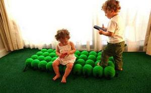 ANIMI CAUSA -  - Kinderkissen
