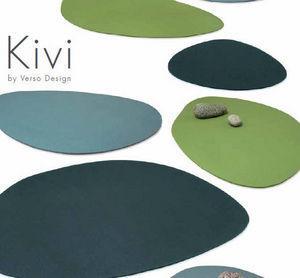 Verso Design - kivi - Moderner Teppich