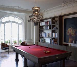 FRITZ & AssOCIES -  - Innenarchitektenprojekt Wohnzimmer