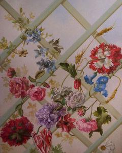 NICOLE BRUN -  - Trompe L'oeil Malerei