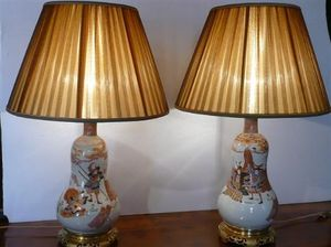 ACANTHE -  - Tischlampen
