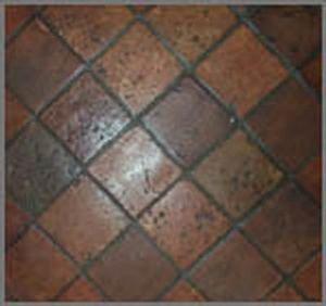 Antiek Amber -  - Antike Fliese
