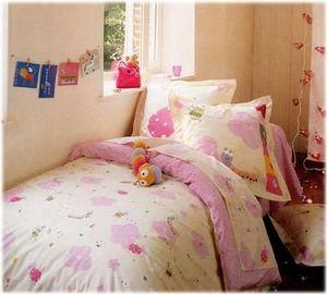 Catimini - accroche coeur - Kinder Bettbezug