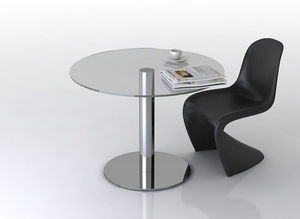 swanky design - astor dining table - Runder Esstisch