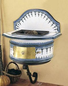 Pugi Ceramiche - tropea - Holzkohlegrill