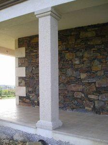 Lusitane - granit - Säule