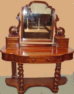 ANTICUARIUM - dutchess table - Frisierkommode