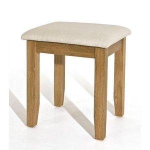 Abode Direct - denver oak stool - Hocker