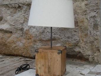Eco-sensible lifestyle -  - Tischlampen