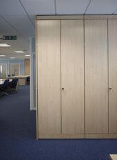 Mcfeggan Brown (partitions) -  - Büroschrank