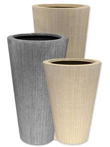 DESIGNER PLANTERS - design pst1   design pst2   design pst2 design pst3 design pst3   polystone - Garten Blumentopf
