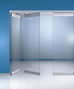 Bespoke Glass Designs -  - Glasverbindungstür