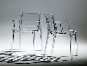 SCAB DESIGN - extraordinaria - Stapelbare Sessel