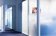 Stores Discount - film grandes bande dépolies - film sur mesure pour - Büro Wandleuchte