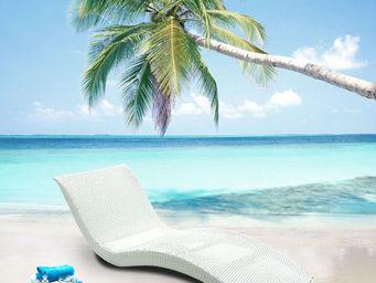 Miliboo - medas chaise longue - Sonnenliege