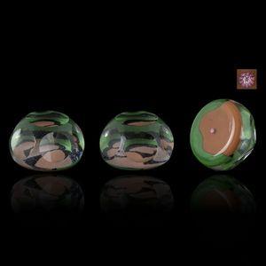 Expertissim - sulfure de la manufacture de saint-louis, les tahi - Hinterglasmalerei