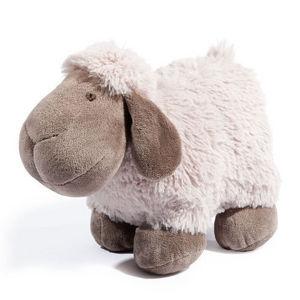Maisons du monde - peluche mouton gris - Stofftier