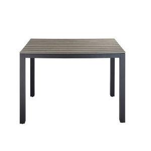 MAISONS DU MONDE - table à diner carrée escale - Quadratischer Esstisch