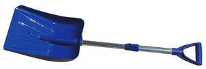 Outils Perrin - pelle à neige manche retractable en polypropylène  -