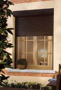Grosfillex fenêtres -  - Rollladen
