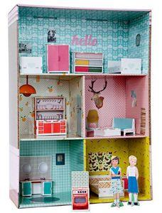 TIPHAINE VERDIER MANGAN -  - Puppenhaus